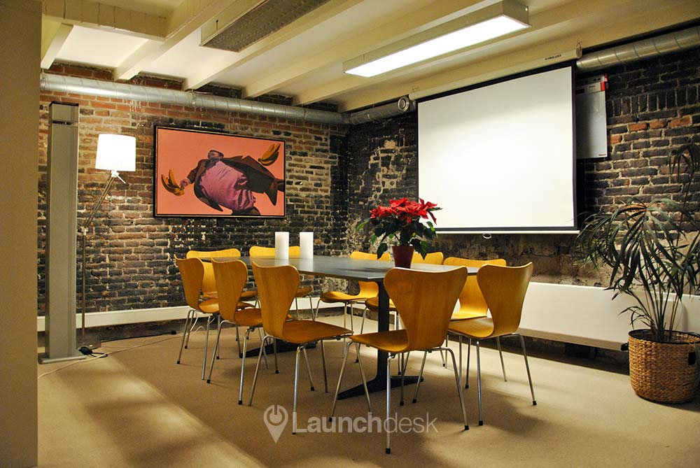 Hot Desks At Oudeschans Houtkopersburgwal Amsterdam