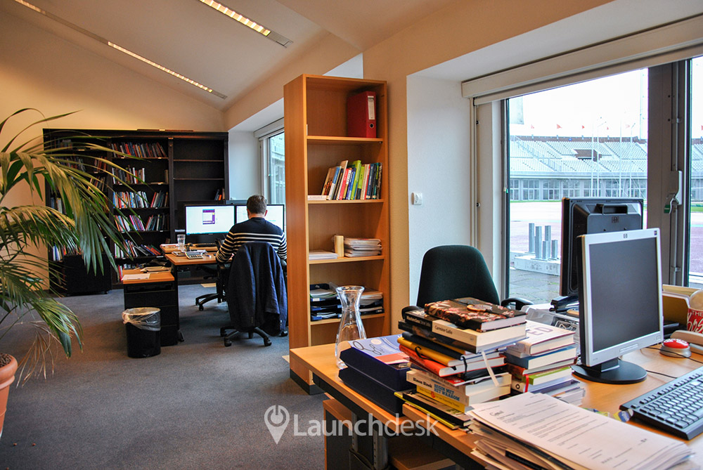 Workspaces at Olympisch stadion - Amsterdam Oud Zuid ... - photo#17