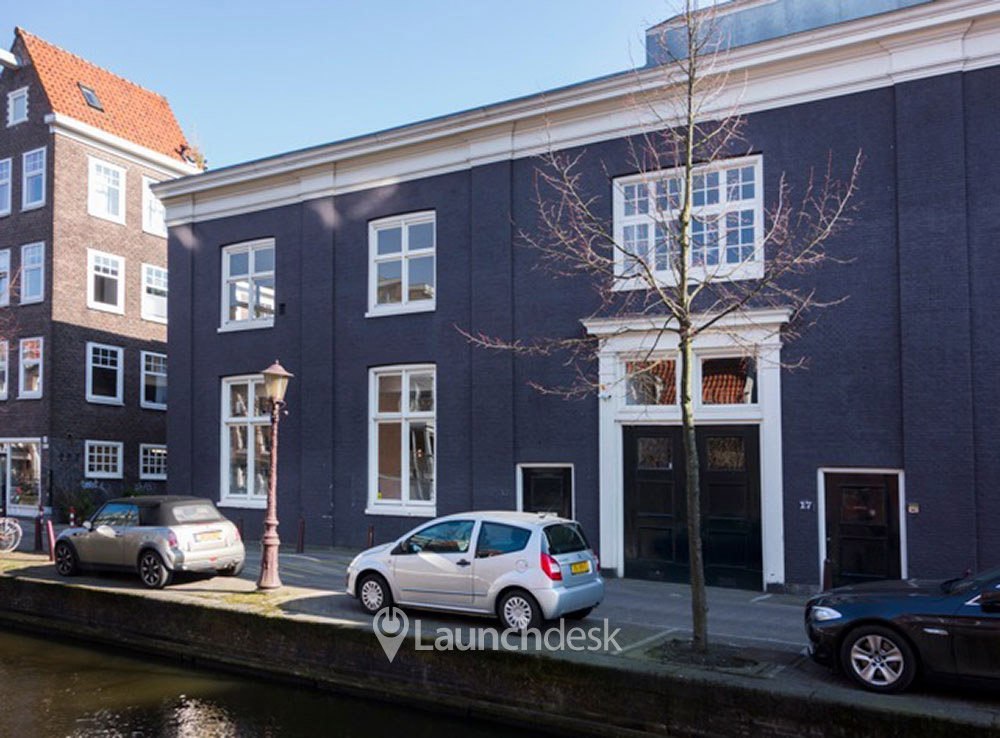 Werkplek Amsterdam Centrum huren  Passeerdersgracht kantoor Amsterdam