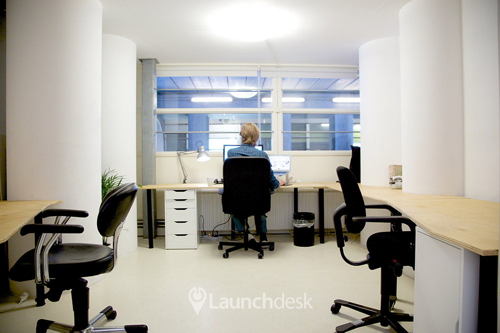 Kantoorruimte Tussen de Bogen Bickerstraat   Amsterdam Centrum   Launchdesk