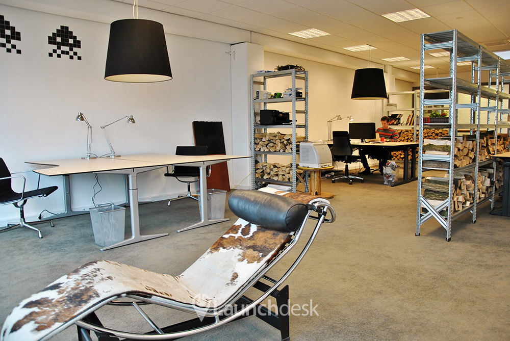Werkplekken bij Gedempt Hamerkanaal   Amsterdam Noord   Launchdesk