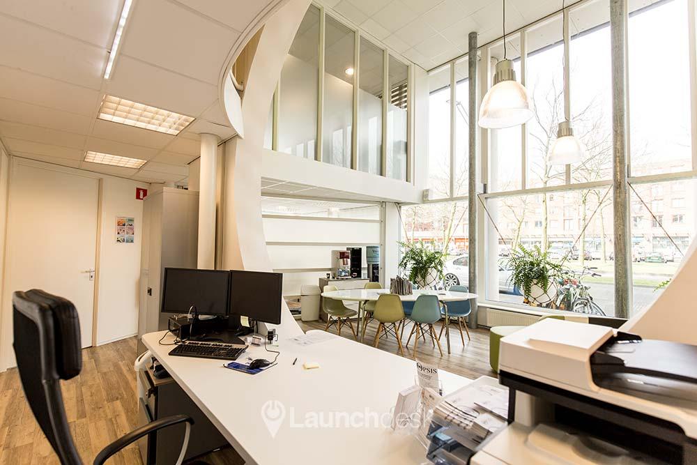 Kantoorruimte Bijlmerdreef Zorg   Amsterdam Zuid Oost   Launchdesk