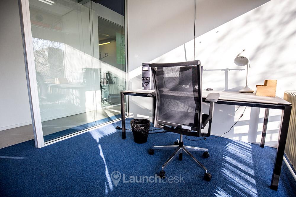 Kantoorruimte Kleine Loo   Den Haag Haagse Hout   Launchdesk