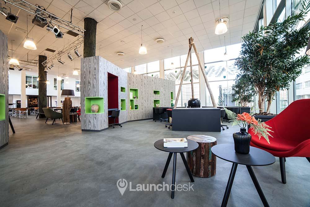 Kantoorruimte Papendorpseweg Mercator   Utrecht Zuid   Launchdesk
