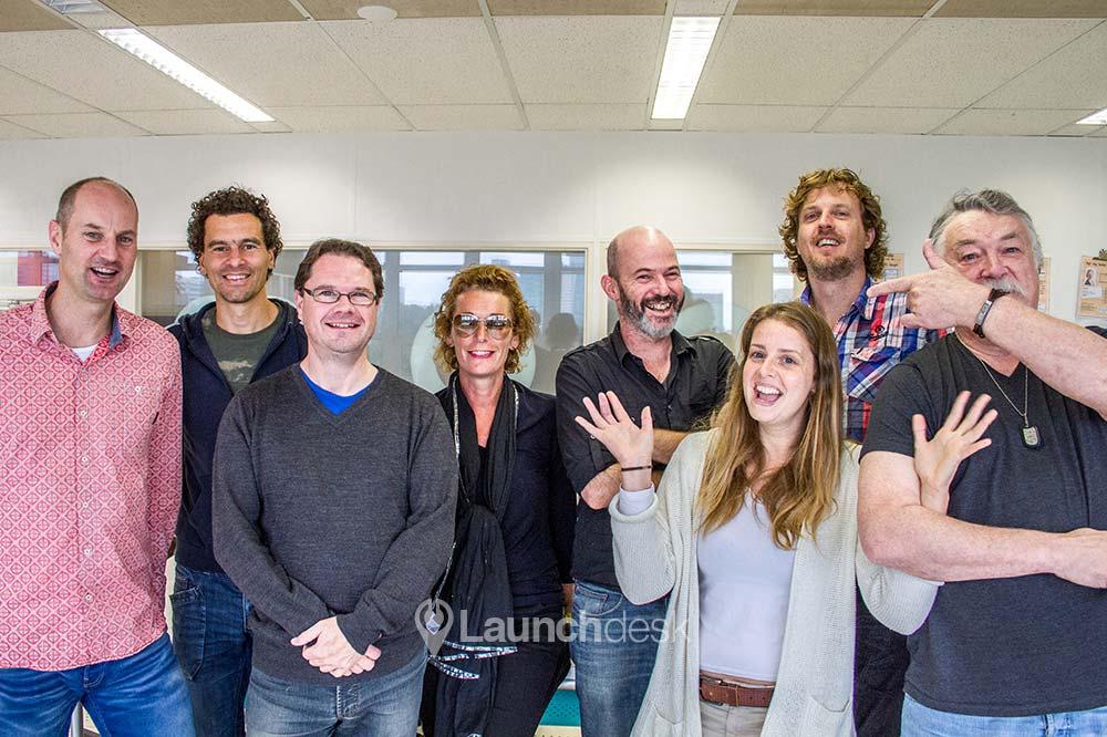 De aanbieder van de Binckhorstlaan kantoorruimte in Den Haag