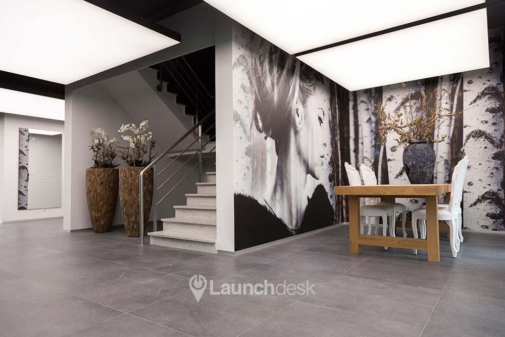 Kantoorruimte hessenbergweg amsterdam zuid oost launchdesk - Moderne kantoorbureaus ...