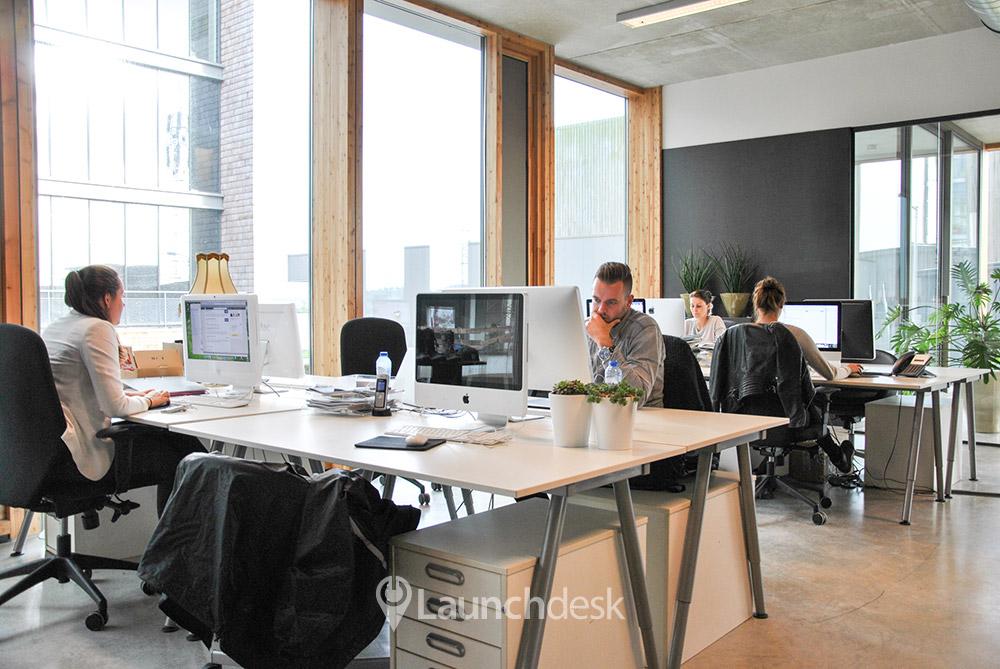 Werkplekken bij Danzigerkade Nieuwe Houthaven   Amsterdam Houthavens   Launchdesk