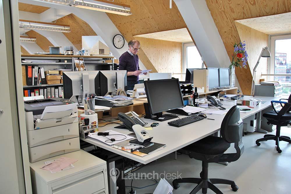 Kantoorruimte Barentszplein   Amsterdam Westerpark   Launchdesk
