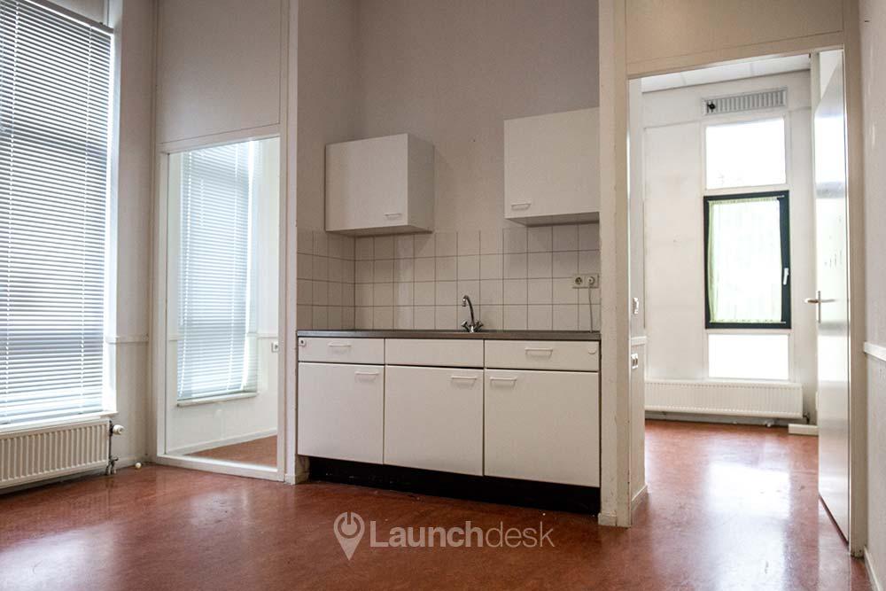 Keuken Schouw Almere : Kantoorruimte Willem de Vlaminghstraat – Almere Buiten – Launchdesk