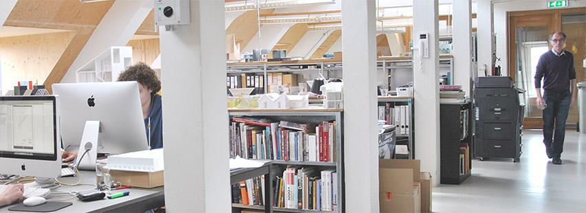 kantoorruimte huren aan het westerpark in Amsterdam