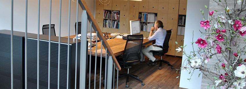 kantoorruimte huren in Amsterdam aan het Barentszplein