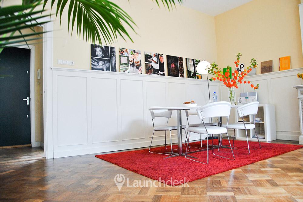Werkplekken bij Keizersgracht Utrechtsestraat   Amsterdam Centrum   Launchdesk