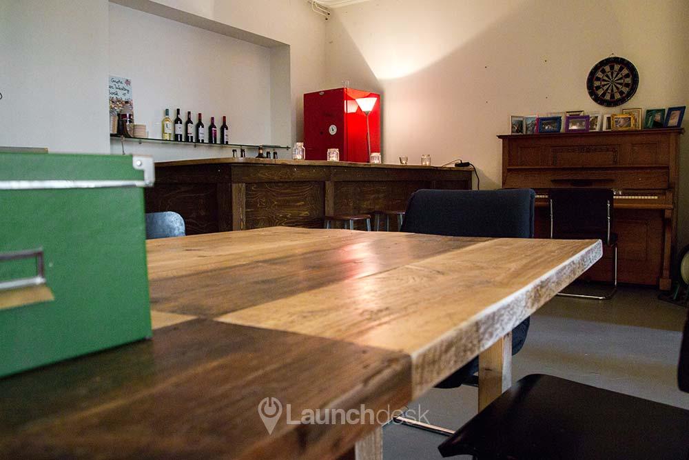 Kantoorruimte Drift Jansdam   Utrecht Centrum   Launchdesk