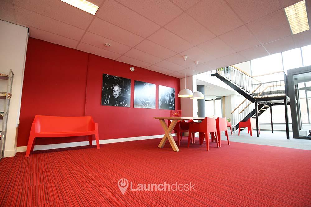 Kantoorruimte Niasstraat Groeneweg   Utrecht Centrum   Launchdesk