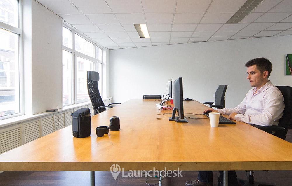Werkplekken bij Voorstraat Jansveld   Utrecht Centrum   Launchdesk