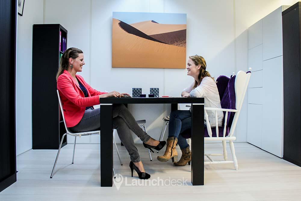 Kantoorruimte Goeman Borgesiuslaan Draai   Utrecht Noord   Launchdesk