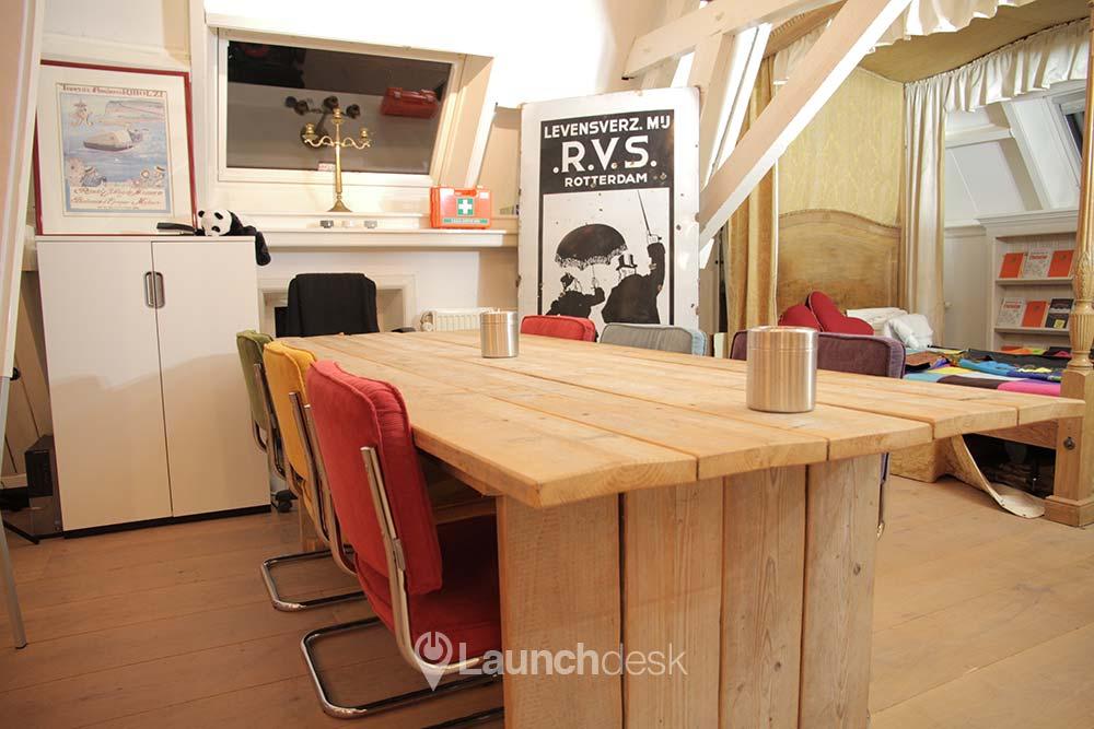 Werkplekken bij Dorpsstraat Slot Zuilen   Utrecht West   Launchdesk