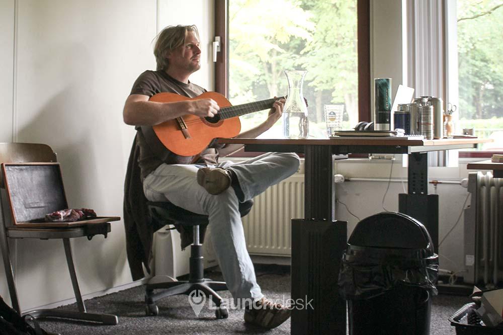 Kantoorruimte Europalaan Benelux   Utrecht Zuid   Launchdesk