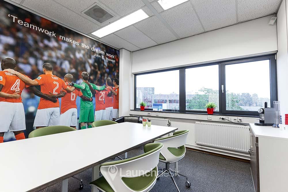 Kantoorruimte Winthontlaan Europa   Utrecht Zuid   Launchdesk