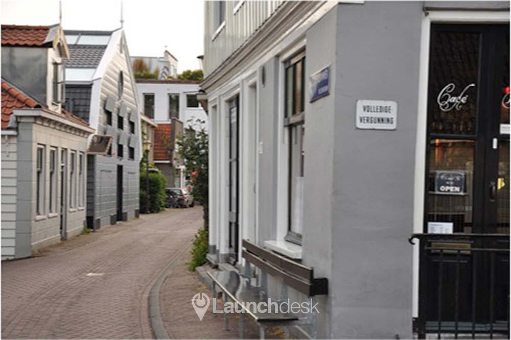 Kantoorruimte nieuwendammerdijk grote haven amsterdam for Te koop amsterdam noord