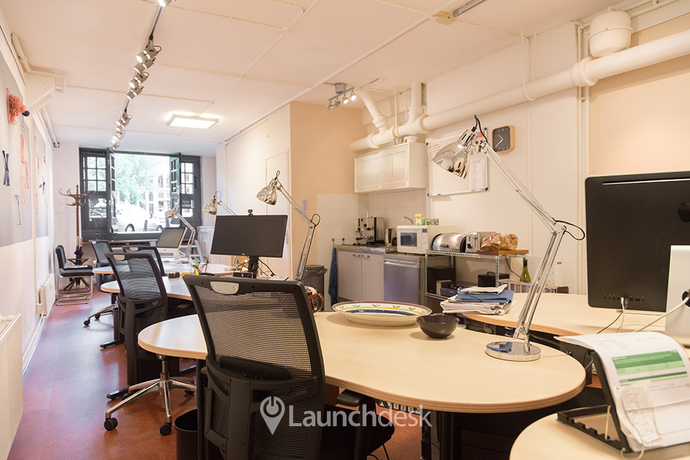Werkplekken bij oude waal lastage amsterdam centrum launchdesk - Oude kantoor schooljongen ...