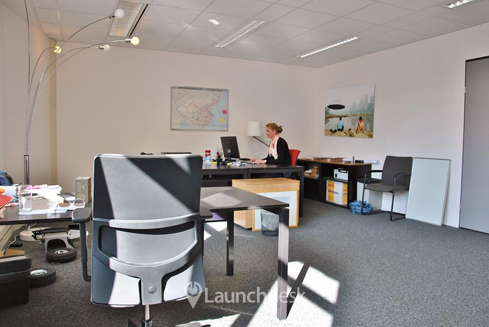 Kantoorruimte amsterdam zuid huren lizzy ansinghstraat - Decoreer zijn professionele kantoor ...