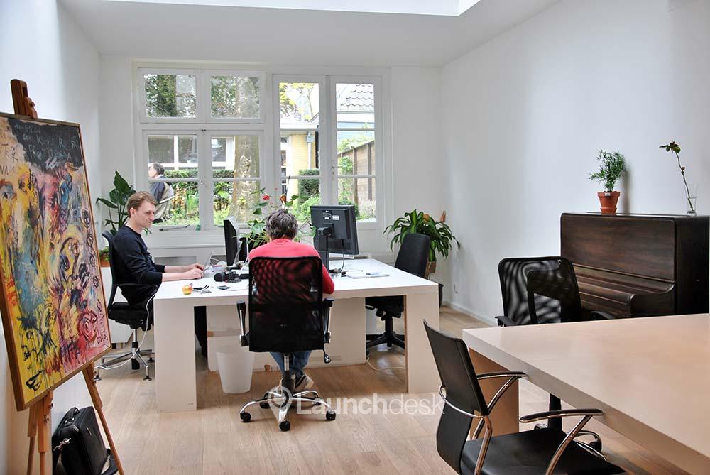 Kantoorruimte Herengracht Heren   Amsterdam Centrum   Launchdesk