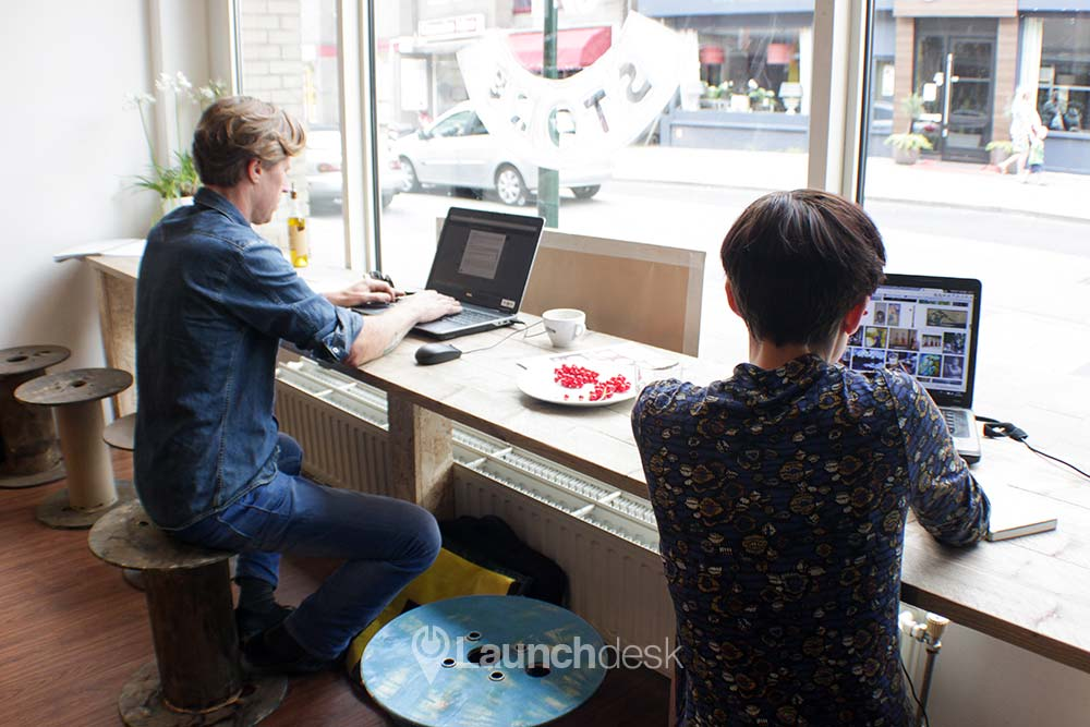 Office Space Stationsstraat Groest Hilversum Centrum Launchdesk