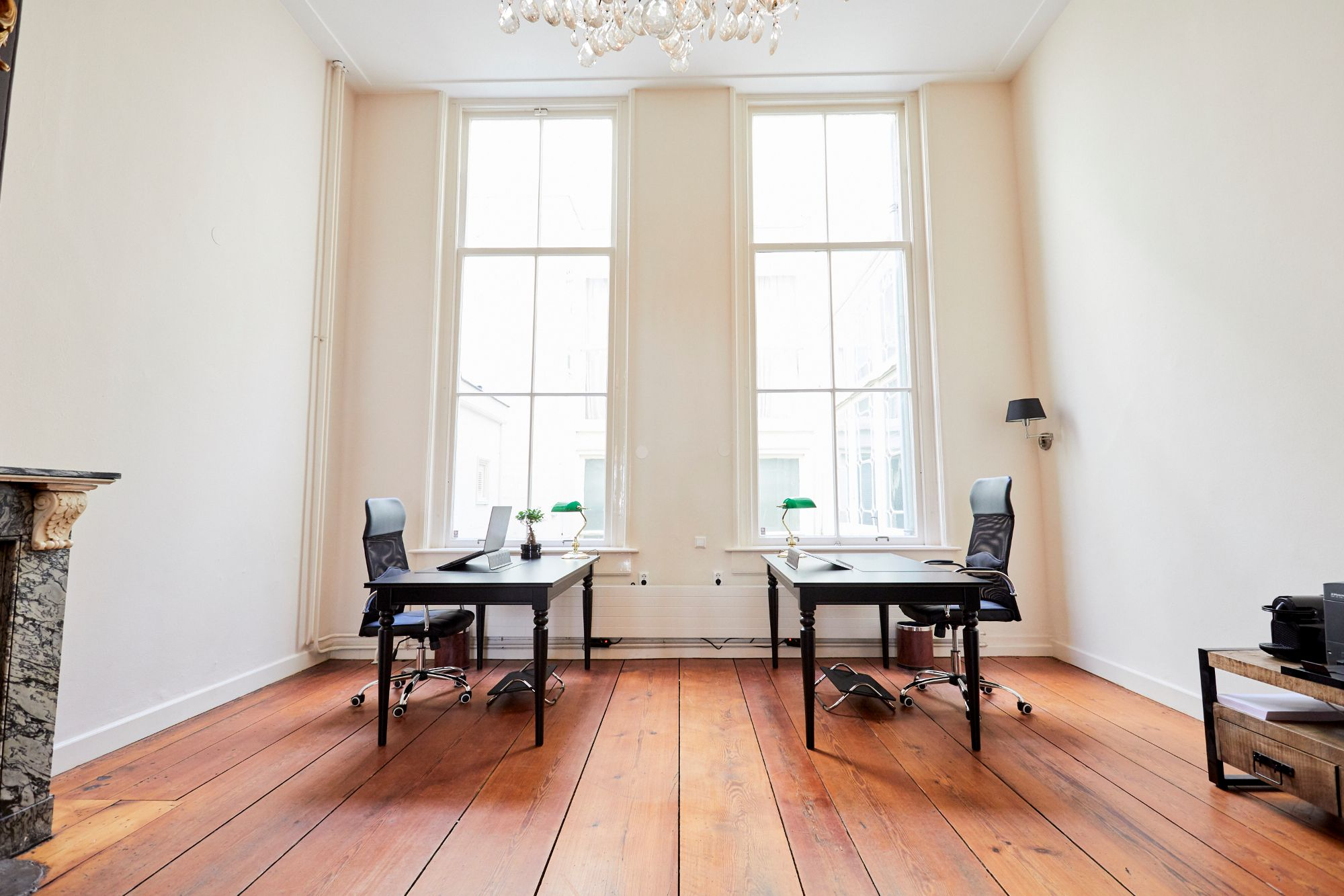 working place for rent in amsterdam city centre