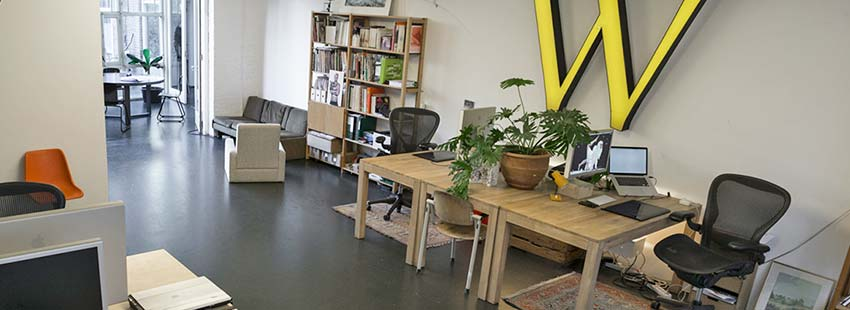Rent office space Laurierstraat 80, Amsterdam (1)