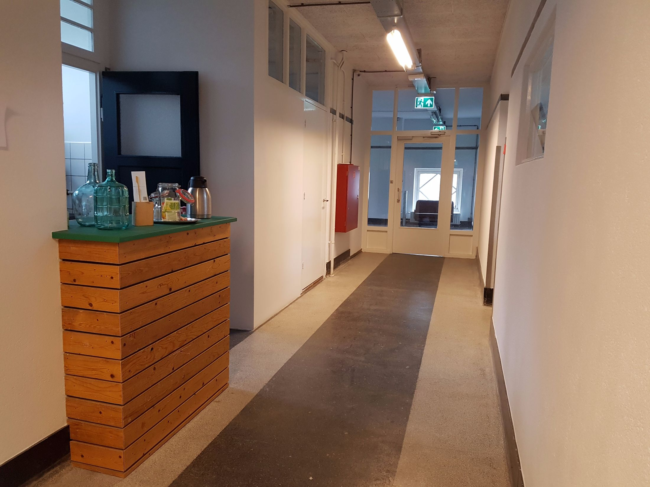 working places and office spaces for rent in Amsterdam