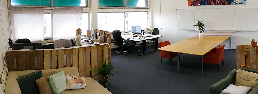 Rent office space Krelis Louwenstraat 1 Unit F05, Amsterdam (1)