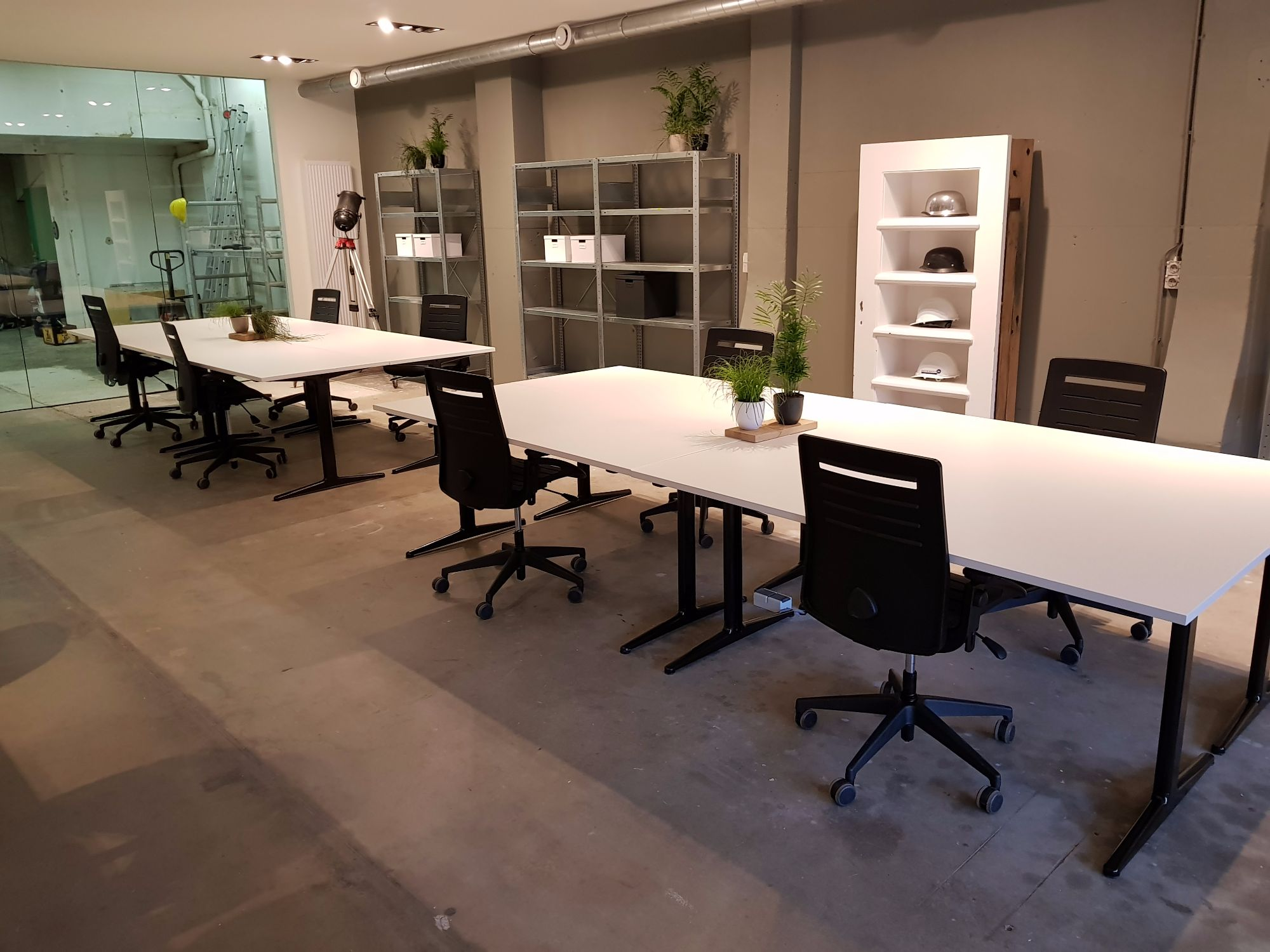 working place for rent in Utrecht north