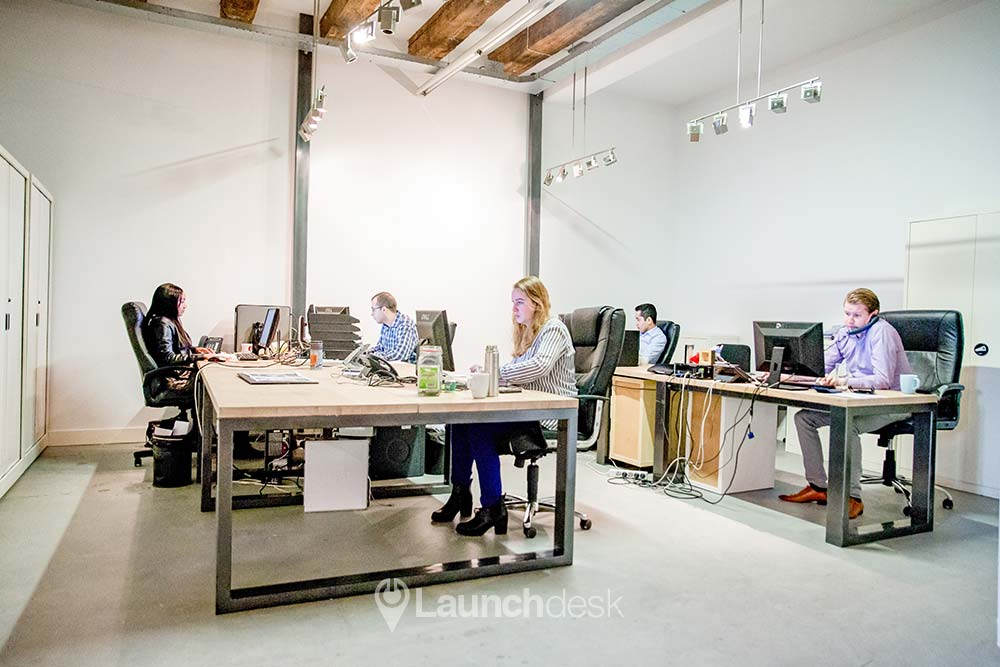 Office space entrepotdok laagte amsterdam oost launchdesk - Small office space rental collection ...