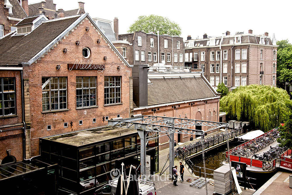 The provider of the Korte Leidsedwarsstraat office space in Amsterdam