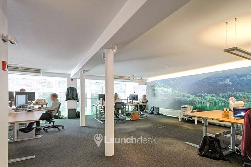 Rent office space Overtoom 47, Amsterdam (1)