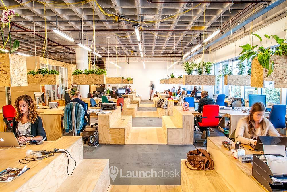 Kantoorruimte Johan Huizingalaan   Amsterdam Zuid   Launchdesk