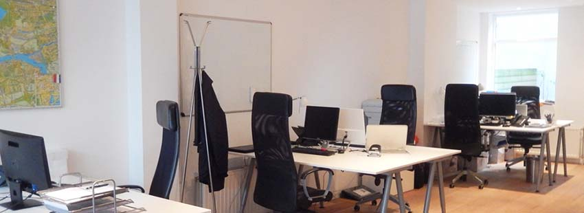 Rent office space Eendrachtsweg 32A, Rotterdam (1)