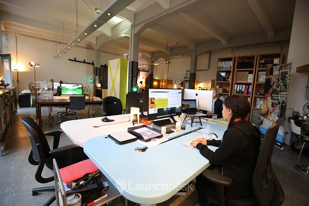 Rent office space KNSM-Laan 93, Amsterdam (10)