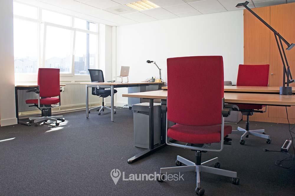 Flexplek of werkplek amsterdam huren de beste locaties